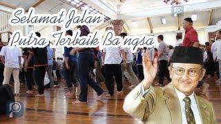 Salat Gaib dan Doa Bersama di Masjid Habiburrahman Doakan BJ Habibie dan Ainun