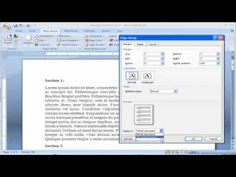 Word 2007 Demo Use Tracked Changes In Documents Naijafy