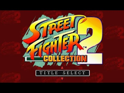 PSX Longplay [534] Street Fighter Collection 2