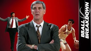 Jerry Sloan: The Coach Behind The Legendary Stockton to Malone Pick and Roll