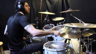 """""""Harder to Breathe"""" by Maroon 5 [Drum Cover]"""