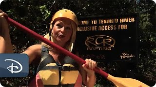 Ziplining and White Water Rafting in Costa Rica | Adventures by Disney
