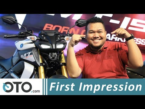 Yamaha MT-15 2019 | First Impression | Ngulik Bareng Valentino Rossi | OTO.com