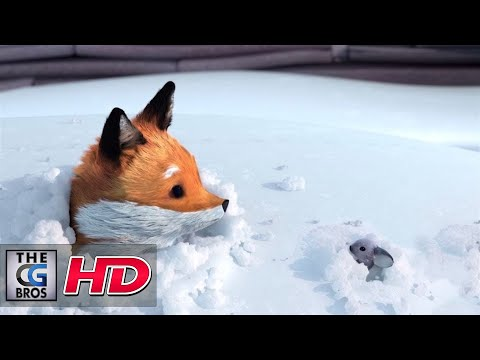 CGI **Award Winning** 3D Animated Short: