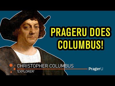 PragerU's Columbus Kindergarten Class