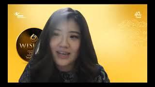 Alumni testimony (Cindy)