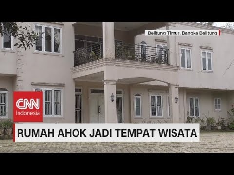 Rumah Ahok Diserbu Warga, Dijadikan Tempat Wisata