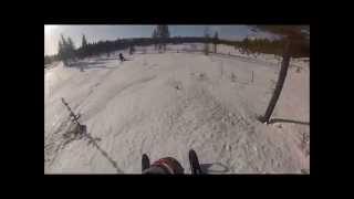 team 24v tester snøen i jutis