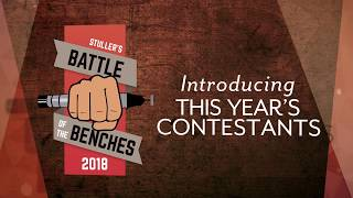 2018 Battle of the Benches Contestants