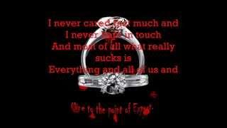 Dope-Everything Sucks Lyrics