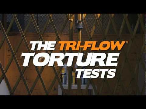 Tri-Flow Torture Tests: The Falex Wear Test