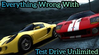 Everything Wrong With Test Drive Unlimited 1 In 5 12 To 6 Minutes