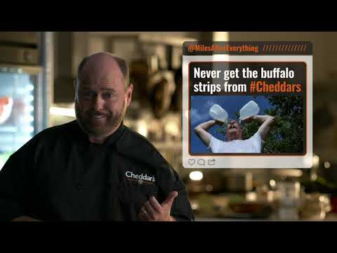 Cheddar's Scratch Kitchen: HEAT