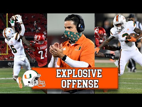 OFFENSE with BIG Plays!! Manny Diaz After 47-34 Win Over Louisville | Full Postgame Press Conference