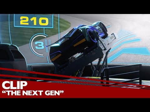 """The Next Gen"" Clip - Disney/Pixar's Cars 3 - Friday In 3D"