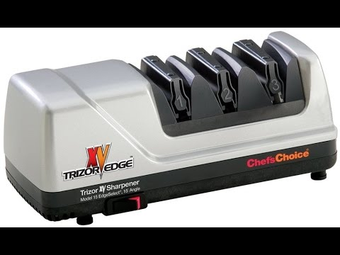 Best Electric Knife Sharpener – Review!