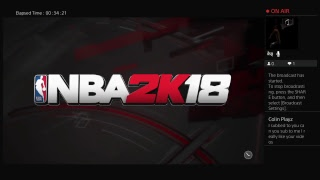NBA 2K18 all star team up and quick game