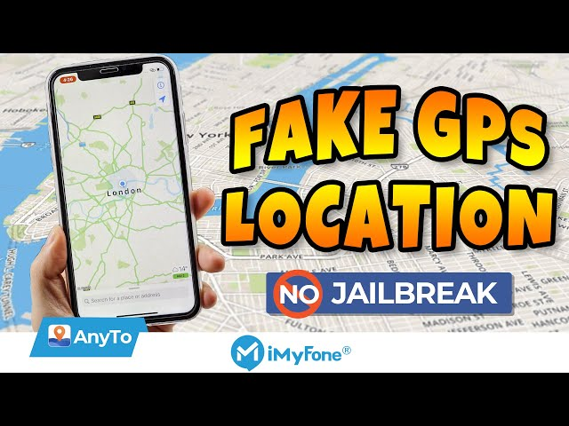 Fake Location on iPhone without Jailbreak in 2021