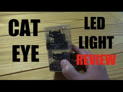 CatEye Bicycle LED Lights