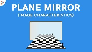 Properties of Images formed by a Plane Mirror | Don't Memorise