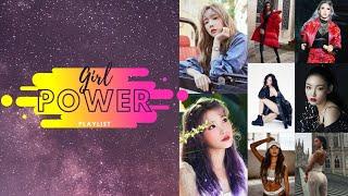 Girl Power Kpop Playlist | Solo Kpop Girls + New Songs