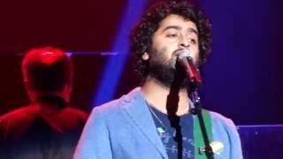 Arijit Singh Live Leicester Kabhi Jo Baadal Barse