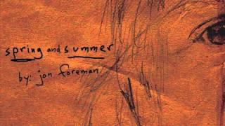 "Jon Foreman - ""Love Isn't Made"""