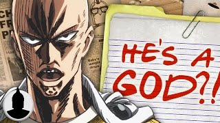Is Saitama a God?! One Punch Man Theory | Channel Frederator