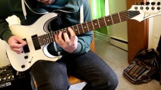 Dance Gavin Dance - Elder Goose (Guitar Cover)
