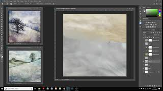Creating A Background Texture In Photoshop