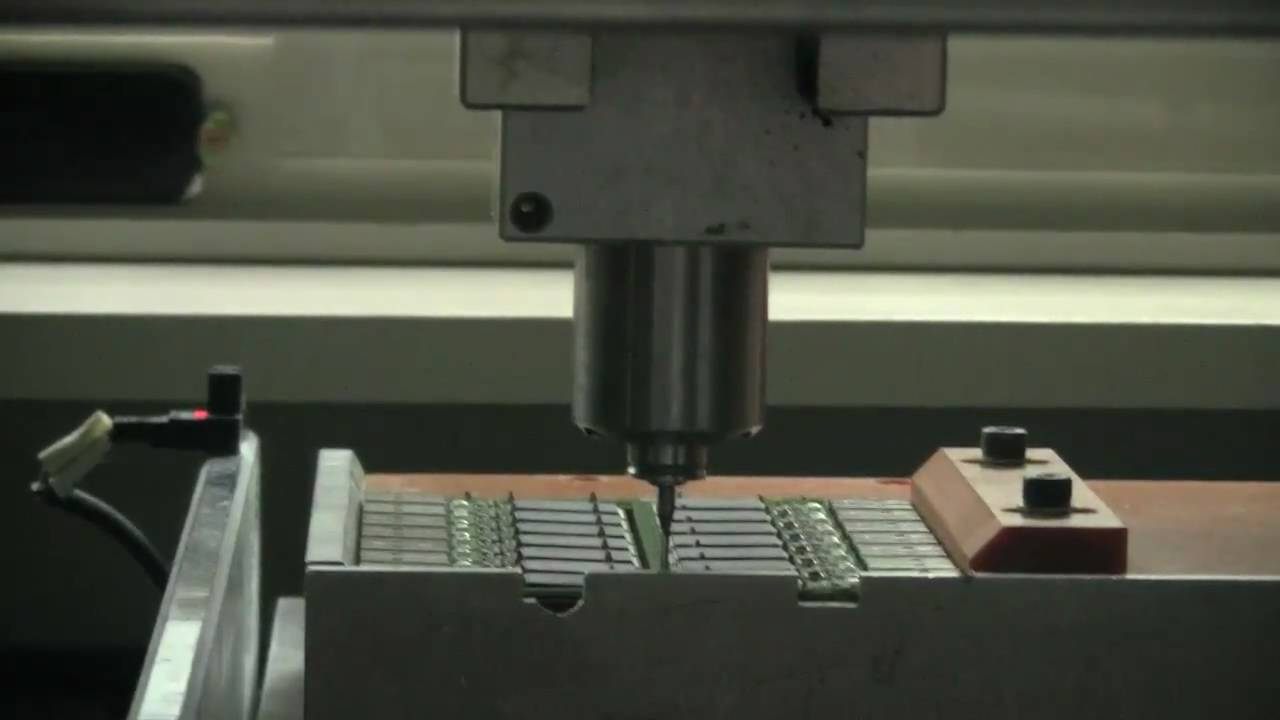 Much Better Than Sausage: How A USB Stick Is Made