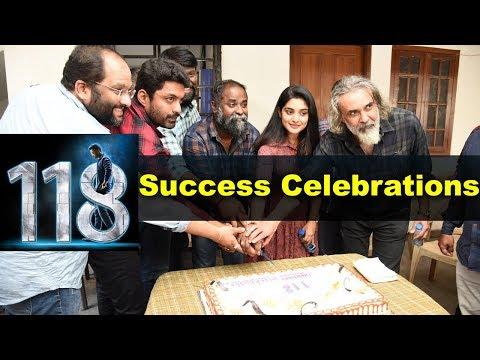 118 Movie Team Success Celebration