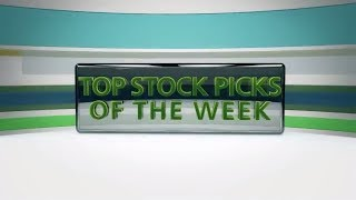 Top Stock Picks for the Week of August 27th