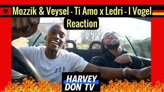 Mozzik & Veysel   Ti Amo X Ledri   I Vogel Reaction