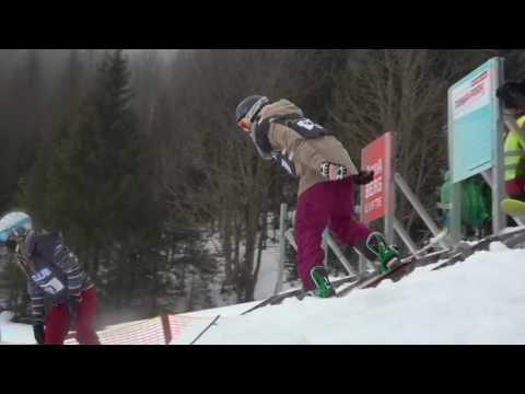 BORG 2700 SNOWBOARD Landesmeisterschaften 2017