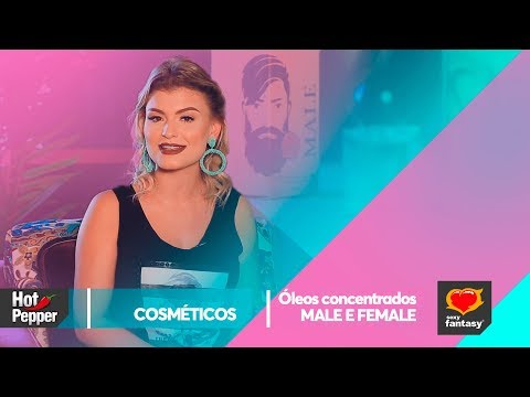 Óleo Concentrado de Massagem com Feromônio For Female