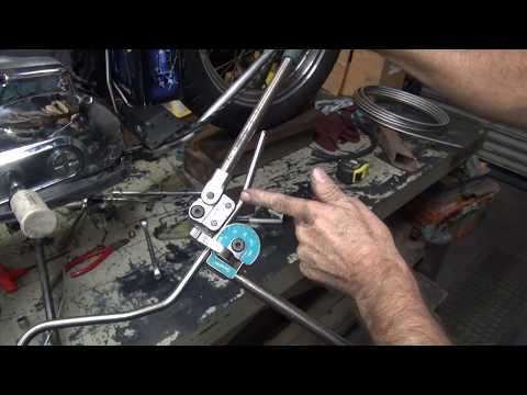 1972 XL Ironhead Bobber #249 Sportster motor rebuild #2 bike repair harley by tatro machine