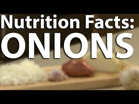 mp4 Nutrition Facts Yellow Onion, download Nutrition Facts Yellow Onion video klip Nutrition Facts Yellow Onion