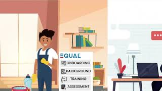 Easy Cleaning management software in UAE