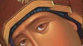 Марие, Дево Чистая Хор братии Валаамского монастыря - Агни Парфене