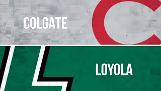 PLN Classic: Women's Lacrosse, Colgate at Loyola (May 2, 2019)