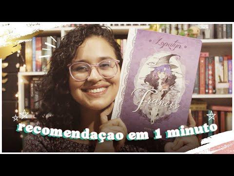 ? RECOMENDAÇÃO EM 1 MINUTO: FRANCIS   Abdução Literária