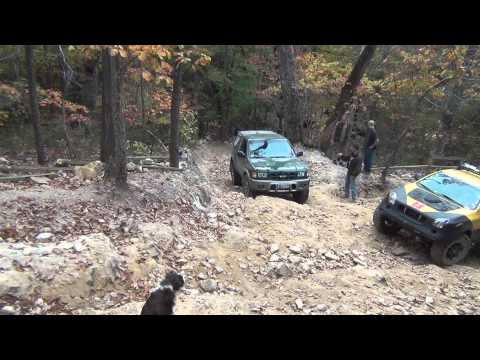 Isuzu Rodeo Sport 4X4 Video