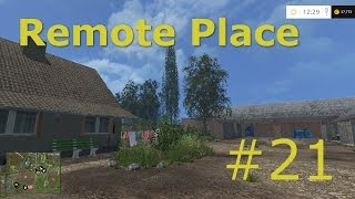 Remote Place Map Mod 19 Farming Simulator 15 (8 58 MB) 320