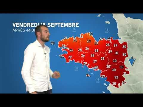 Illustration de l'actualité La météo de votre vendredi 18 septembre 2020