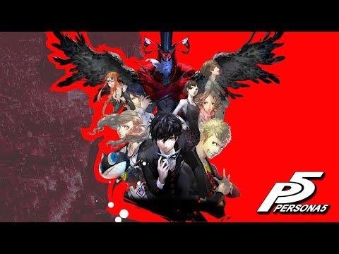 RPCS3] Persona 5 Pause Menu - i7 3770 & GTX 1050TI