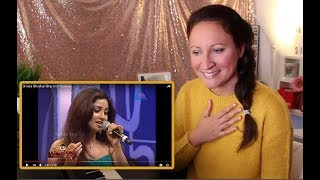Vocal Coach REACTS to SHREYA GHOSHAL Sing with YESUDAS