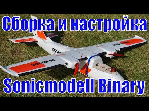 Sonicmodell Binary. Assembly, configuration, flight.
