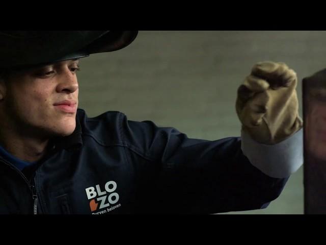 Corporate identity Blozo