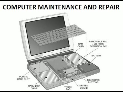Computer Maintenance and Repair Practical Full Course